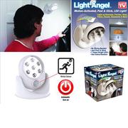Light Angel โคมไฟ LED พร้อมเซนเซอร์ตรวจจับความเคลื่อนไหว