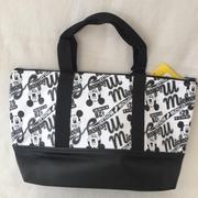 กระเป๋าถือ/กระเป๋าสะพายใบใหญ่ มิกกี้เมาส์ Mickey Mouse Shoulder Handbag Shopper Tote Beach Bag Diaper Bag Purse XL