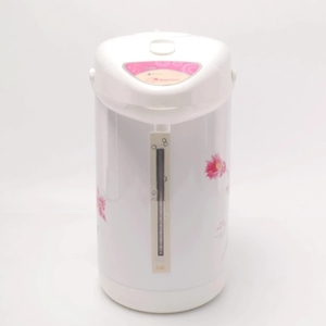 Maneki Neko กระติกน้ำร้อน กาต้มน้ำร้อน ต้มและอุ่นน้ำร้อน สแตนเลส TSN001-TH1 ( สีขาว )