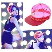 Cap neon หมวกนีออน สีสัน สดใส