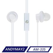[TAITRA] AM-335 Juicily Revealed In-Ear Headset - White