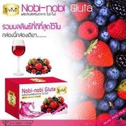 Vivi Nobi-Nobi Gluta โนบิ โนบิ กลูต้า ( 1 กล่องมี 10ซอง)