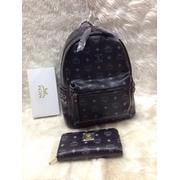 กระเป๋า MCM Set2ชิ้นสีดำ