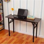 โต๊ะประชุม โต๊ะพับ ขนาด 120 x 60 x75 cm MDF สปริงพับเก็บได้ แข็งแรงและทนทาน
