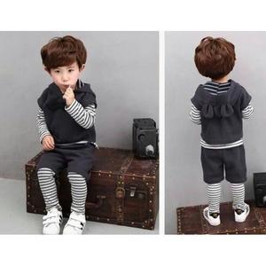ชุดเด็ก เสื้อผ้าเด็กผู้ชาย ชุดกันหนาวสำหรับเด็ก