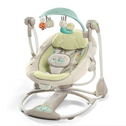 เปลไกวอัตโนมัติ เปลสั่นอัตโนมัติ ยี่ห้อ Ingenuity by Bright Starts ConvertMe Swing-2-Seat™ Portable Swing - Seneca™