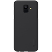 เคส Samsung Galaxy A6 รุ่น Nillkin Super Frosted Shield Case (สีดำ) แถมฟรีฟิล์มกันรอย Nillkin Clear Screen