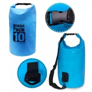กระเป๋ากันน้ำ ถุงกันน้ำ ถุงทะเล Waterproof Bag ความจุ 10 ลิตร มีให้เลือก 7 สี