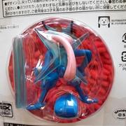 โปเกม่อนเก็คโคกะร่างซาโตชิ Tomy ขยับได้ เปลี่ยนอาวุธ2แบบดาวกระจาย+ดาบคู่