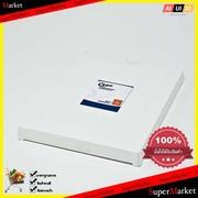 Paper Q-BIZพลาสติกเคลือบบัตรA4(125MIC) กระดาษและแฟ้ม
