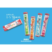 Little Teeth  Aquafresh 3-5 years แปรงสีฟัน และ ยาสีฟัน สำหรับ 3-5 ขวบ > ยาสีฟัน 3-5y 50 ml.