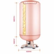 ClothesDryerเครื่องอบผ้าแห้งแฟชั่นลดกลิ่นอับฆ่าเชื้อ900W/15kg