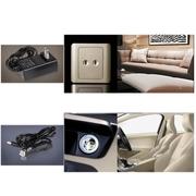 เครื่องนวดไฟฟ้า หมอนนวดไฟฟ้าสำหรับใช้ในรถยนต์หรือในบ้าน electric neck massage pillow