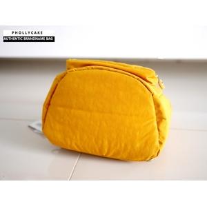 กระเป๋าเป้ KIPLING BACKPACK ของแท้ สีเหลือง Yellow พร้อมส่งที่ไทย