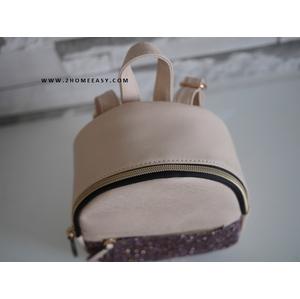 กระเป๋าสะพายหลัง Primark Backpack เป้ ลายกริตเตอร์