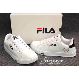 skor för billiga rabatt försäljning Storbritannien รองเท้าผ้าใบ Style Fila ทรง sport Girl (สีดำ) | PChome Thai