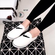 รองเท้า Nike Slip On (สีขาว)