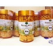 นมผึ้ง หน้าเด็ก Nature's king royal jelly 1000 mg > แบ่งขาย 60แคปซูล