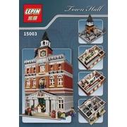 เลโก้จีน LEPIN 15003 ชุด Town Hall จำนวน 2859 ชิ้น
