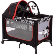 Safety 1st Disney Funsport Playard, Classic Mickey เตียงเด็กรุ่นคลาสสิคพร้อมโมบายกล่อม , เปลเด็ก Mickey Mouse ,เปลเด็ก มิกกี้เม้าส์, เตียงเด็ก มิกกี้เ