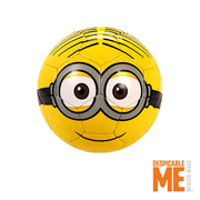 (MINIONS)[Love and rich L & R] Minions small soldier / thief dad 2 sewing PVC football - Kevin XAB676