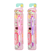 (HelloKitty, BABYPARK) [BABYPARK] แปรงสีฟันสำหรับเด็ก Hello Kitty