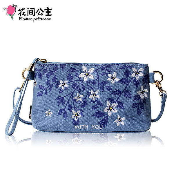 (FlowerPrincess)Flower Princess with you flower hand holding cross-body bag