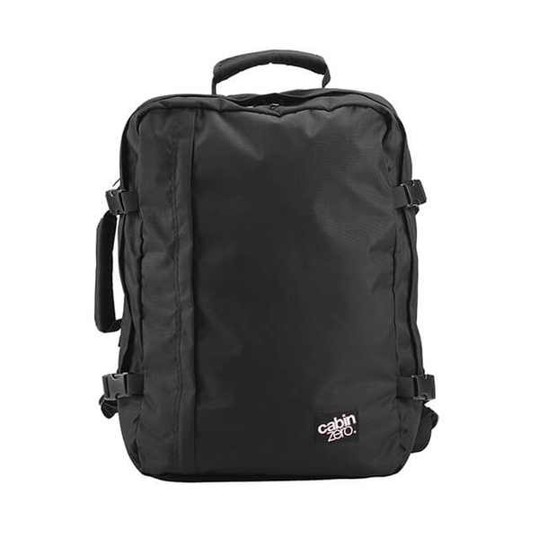 (CabinZero)[CabinZero] British Airline Boarding Backpack 44L - Midnight Black