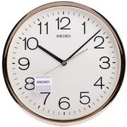 (SEIKO)[SEIKO] Seiko golden light sensing frame clock wall clock (QXA014A) -31.1cm