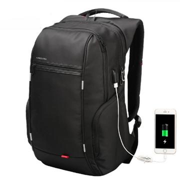 (leaper)[Leaper] KINGSONS waterproof anti-theft USB charging 13.3-inch computer backpack