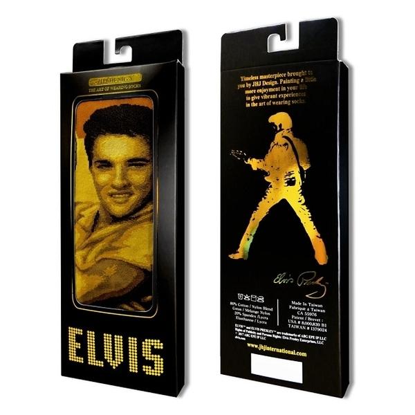 (JHJ DESIGN)[JHJ DESIGN] Rock star Elvis Elvis Aloha from Hawaii Aloha from Hawaii stockings / celebrity socks / knit socks