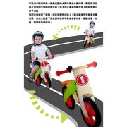 WOODEN MOTORCYCLES 平衡滑步毆兜拜 (หนังสือความรู้ทั่วไป ฉบับภาษาจีน)