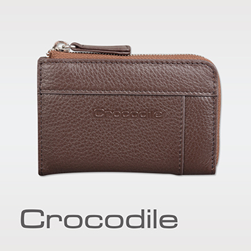(Crocodile)Crocodile Series Easy Lightweight L Zip Coin 0103-08004