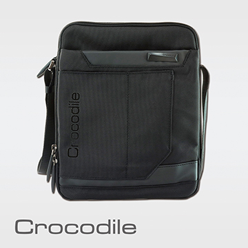 (Crocodile)Crocodile Biz 3.0 Series Straight Crossbody (S) 0104-07804