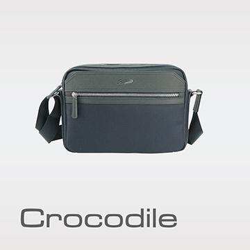 (Crocodile)Crocodile Wind 2.0 Series Horizontal messenger bag (S) 0104-08003