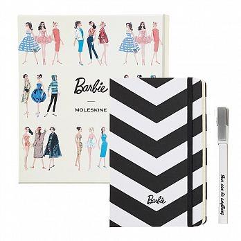 (MOLESKINE)MOLESKINE Barbie Limited Edition Notebook Gift Box Limited Edition