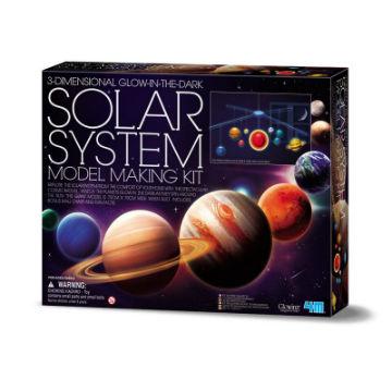 (4M)【4M scientific exploration series】 3D stereo system 00-05520