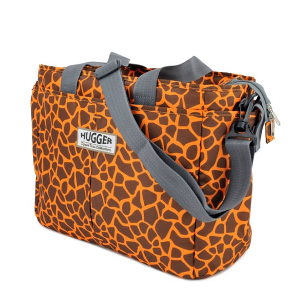 (HUGGER)[UK] Hugger super lightweight fashion mother bag - giraffe