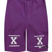 [FHM] XX คู่กางเกงลำลองหนา (K0496) สีดำ