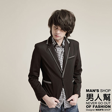 (男人幫)Men's Help - Japanese Fashion Blazer (C5268)