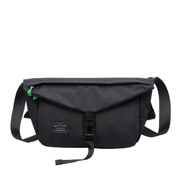 TG2503BK Fashion Satchel Side Backpack Black