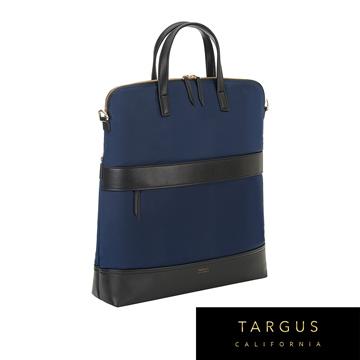 (Targus)Targus Newport 15-inch dual-use portable shoulder bag - navy blue (TST59801AP-70)