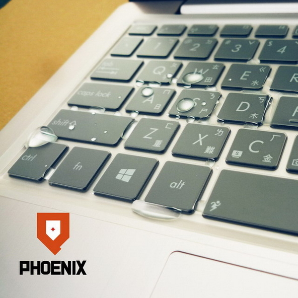 (PHOENIX)『PHOENIX』DELL Inspiron 13 5000 Ultra-light transparent non-tank keyboard protective film