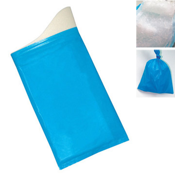 PUSH! Outdoor leisure products easy to carry the bag urine collection bag type mobile toilets (8 into 1 group) J22