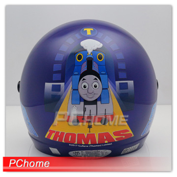(KK)[Huatai KK- Thomas SM-06 Children's Hard Hat] with blue, with lenses