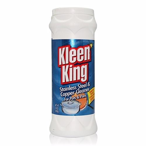 (Kleen King)US Kleen King Stainless steel cleaning powder (plain) -14oz