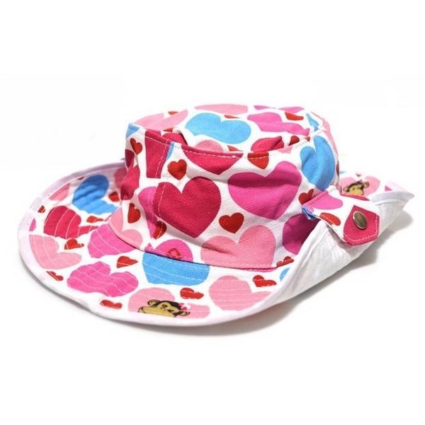 "Korean version of the ""sweet love"" reflexed sun hat ~ hat"