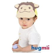 (hugmii)[] Hugmii playful monkey _ three-dimensional shape of a baseball cap