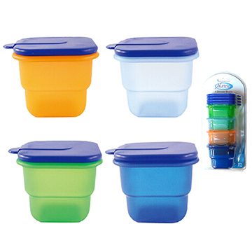 (luvable friends)US luvable friends infants storage box 4 into the blue-green group group _ (70117)