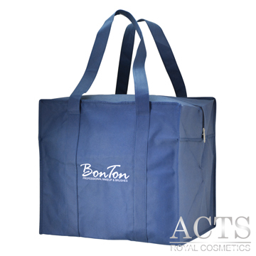 (BonTon,ACTS)ACTS Victoria poetry makeup multi-function non-woven pouch / tool bag / shopping bag / bag